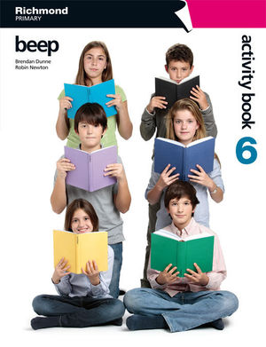 BEEP 6 ACTIVITY  BOOK PACK