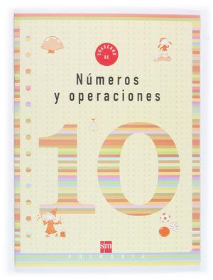 CUAD.NÚMEROS Y OPERACIONES-10.SM-4 EP-