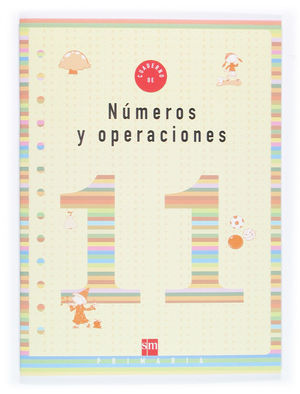 CUAD.NÚMEROS Y OPERACIONES-11.SM-4 EP-