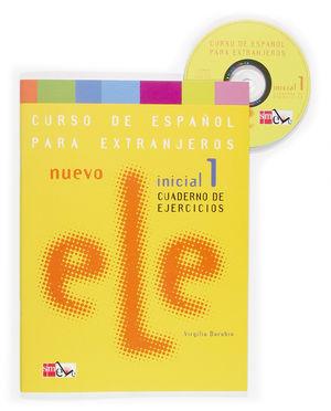 NUEVO ESPAÑOL PARA EXTRANJEROS-1.SM.CUAD.DE EJERCICIOS+CD 06-ELE INICIAL