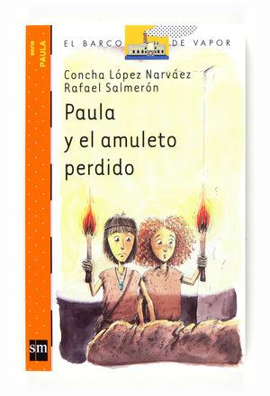 BVPA.1 PAULA Y EL AMULETO PERDIDO