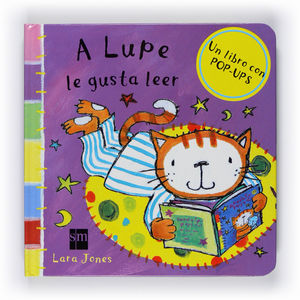 GL.A LUPE LE GUSTA LEER