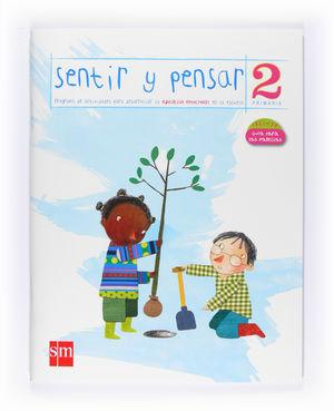 CUADERNO SENTIR Y PENSAR 2 EP
