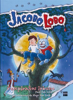 JACOBO LOBO 1 CUMPLEAÑOS LOBUNO