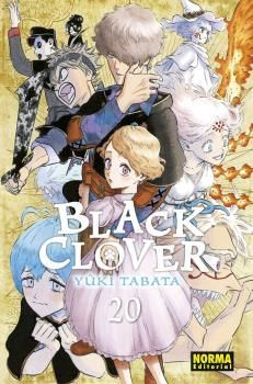 BLACK CLOVER, 20