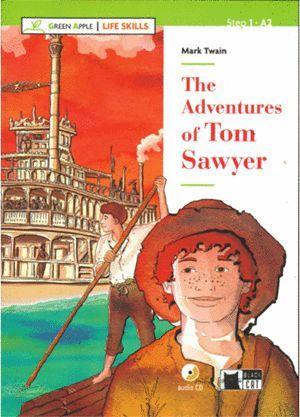 THE ADVENTURES OF TOM SAWYER+CD (GA) LIFE SKILLS