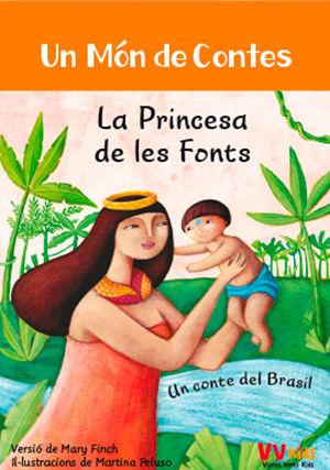 LA PRINCESA DE LES FONTS
