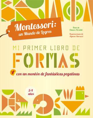 MI PRIMER LIBRO DE FORMAS
