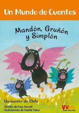 MANDÓN,GRUÑÓN Y SIMPLÓN