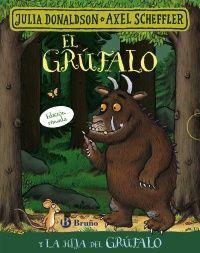 EL GRÚFALO Y LA HIJA DEL GRÚFALO. EDICIÓN RIMADA