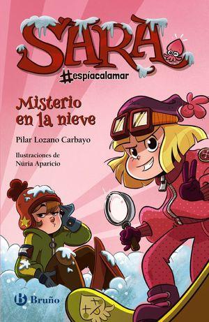 SARA #ESPÍACALAMAR - MISTERIO EN LA NIEVE