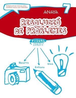 RESOLUCIÓ DE PROBLEMES 7.