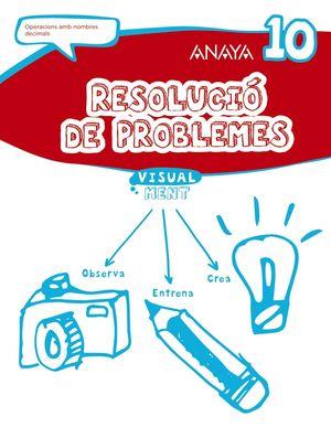 RESOLUCIÓ DE PROBLEMES 10.