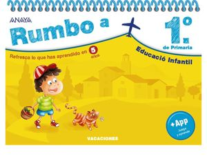 VACACIONES RUMBO A... 1º PRIMARIA