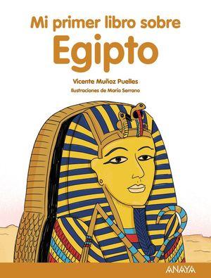MI PRIMER LIBRO SOBRE EGIPTO