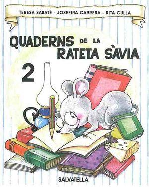 QUADERN RATETA SAVIA 2 (MAJ.)