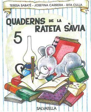 QUADERN RATETA SAVIA 5 (MAJ.)