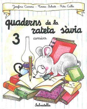 QUADERN RATETA SÀVIA 3 (CUR.)