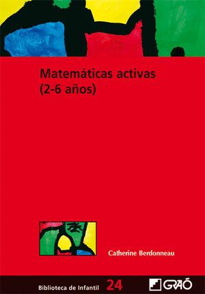 MATEMÁTICAS ACTIVAS (2-6 AÑOS)