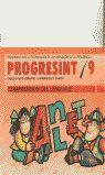 PROGRESINT 09. COMPRENSIÓN DEL LENGUAJE