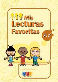 MIS LECTURAS FAVORITAS 1,1