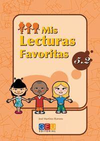 MIS LECTURAS FAVORITAS 5.2
