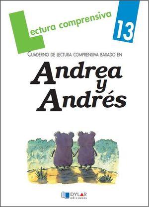 ANDREA Y ANDRES CUADERNO