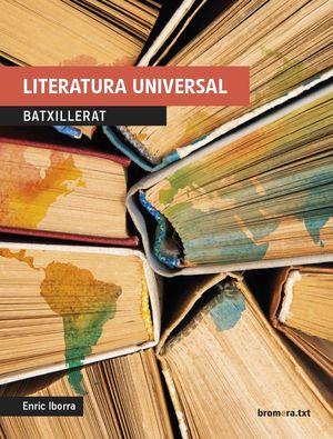 LITERATURA UNIVERSAL. BATXILLERAT