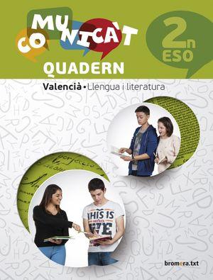 QUADERN DE LLENGUA COMUNICA'T 2