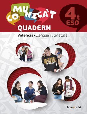 QUADERN DE LLENGUA COMUNICA'T 4
