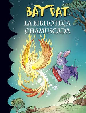 LA BIBLIOTECA CHAMUSCADA (SERIE BAT PAT 41)