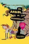 AGUS Y LOS MONSTRUOS 11  ÁRBOL DE LAS PESADILLAS
