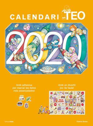 CALENDARI TEO 2020