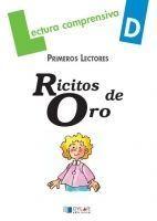 RICITOS DE ORO LECTURA COMPRENSIVA