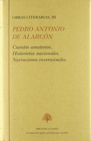 OBRAS LITERARIAS, III