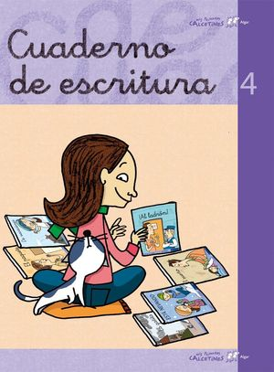 CUAD ESCRITURA 4 PRIMEROS CALCETINES