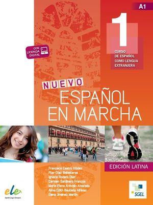 NUEVO ESPAÑOL EN MARCHA 1 ALUMN+@ LATINA