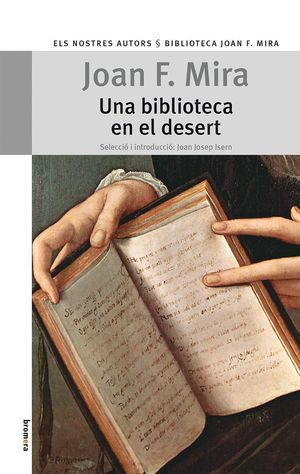 UNA BIBLIOTECA EN EL DESERT