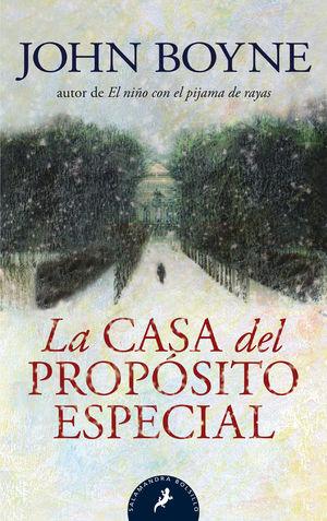 CASA DE PROPOSITO ESPECIAL
