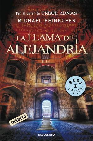 LA LLAMA DE ALEJANDRÍA (SARAH KINCAID 2)