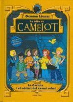 1. LA CARLOTA I EL MISTERI DEL CANARI ROBAT