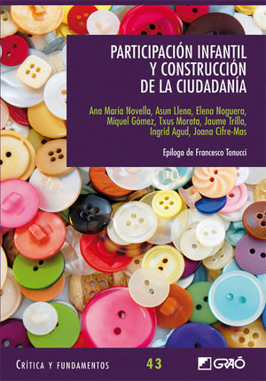 PARTICIPACIÓN INFANTIL Y CONSTRUCCIÓN DE LA CIUDADANÍA