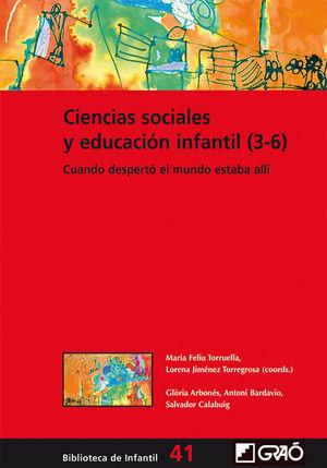 CIENCIAS SOCIALES Y EDUCACIÓN INFANTIL